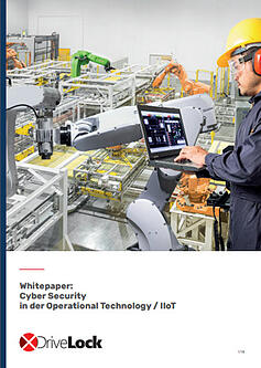 Cyber Security in der Operational Technology / IIoT