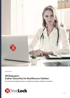 Cybersicherheit ist ein Schlüsselthema in der Digitalisierung im Gesundheitswesen