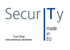 Teletrust It Security Siegel - Hersteller aus Europa