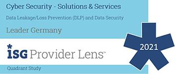 DriveLock ist Leader im Bereich Data Leakage Loss Prevention in Deutschland