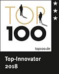 DriveLock als TOP Innovator ausgezeichnet. Der IT Sicherheit und Endpoint Security Lösungsanbieter zählt zu den Top 100 innovativen Firmen des deutschen Mittelstands.