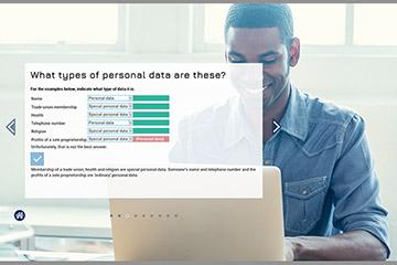 Security Awareness Training - Quiz zu Datensicherheit