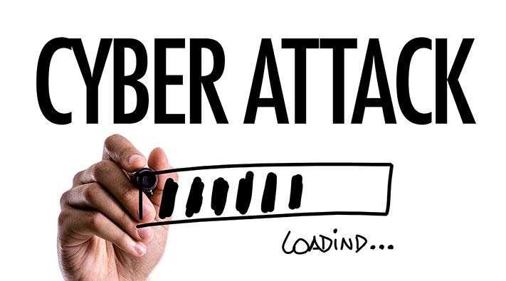 Cyberangriff auf die öffentliche Verwaltung - Behörden der Stäfte Potsdam und Brandenburg. IT Sicherheit.