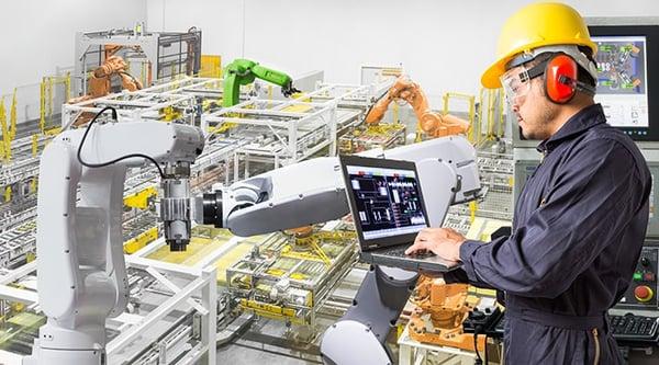 IT-Sicherheit in Industrieanlagen