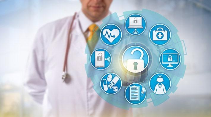 IT-Sicherheit im modernen Krankenhaus   Datenschutz im Gesundheitswesen / Healthcare Sektor