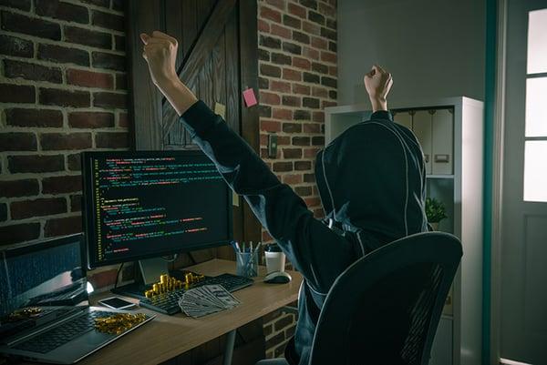 Die Finanzindustrie ist für Cyberterror und Hackerangriffe besonders attraktiv