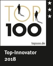 DriveLock als TOP 100 Innovator ausgezeichnet