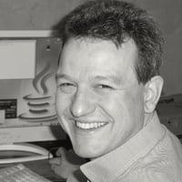 Benjamin Brumaire von UBM zu sichere Digitalisierung in Kliniken und Krankenhäusern