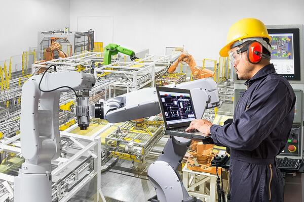 Industrial Security wird in Zeiten von Hackerangriffen auf Produktionsanlagen, ICS-Systeme und SCADA-Systeme immer wichtiger