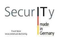 IT Security made in Germany_TeleTrusT Seal