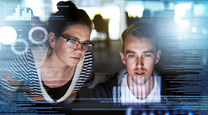 Zero Trust Modell für die IT Sicherheitsarchitektur von heute