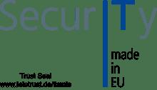 Teletrust IT-Security made in EU Logo